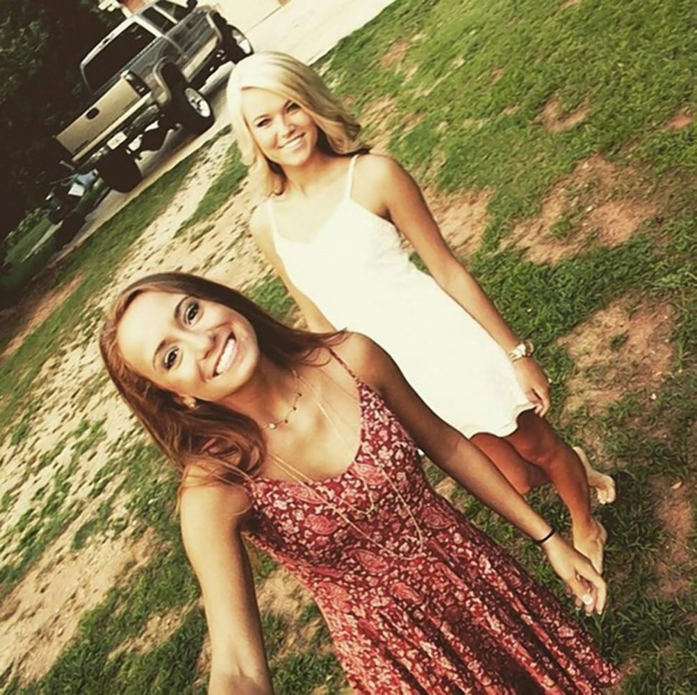 two teens killed in crash state patrol cruiser nbc news image isabella chinchilla 16 left and kylie lindsey 17
