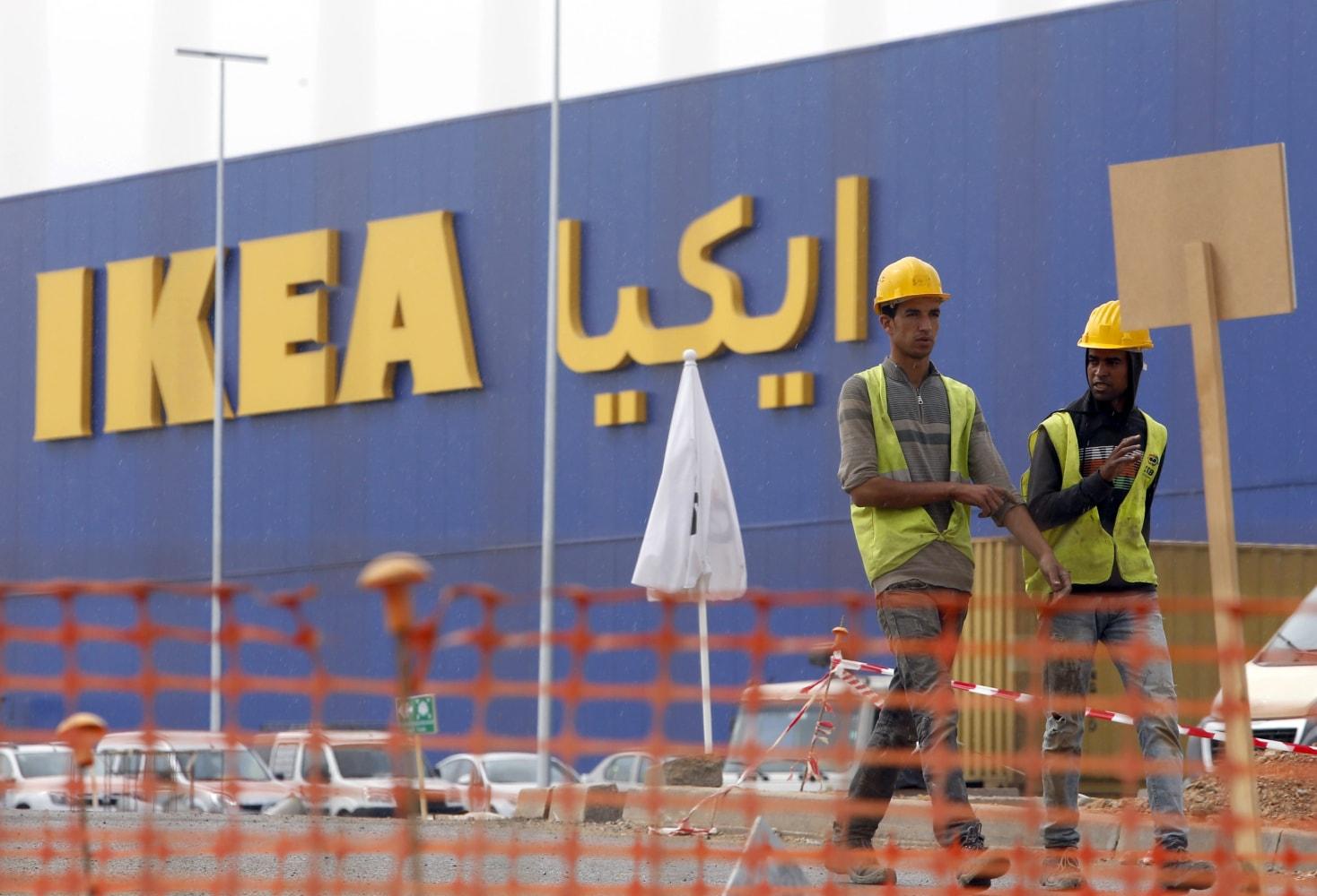 Morocco blocks ikea store in reported diplomatic rift with - Ikea casablanca marocco ...