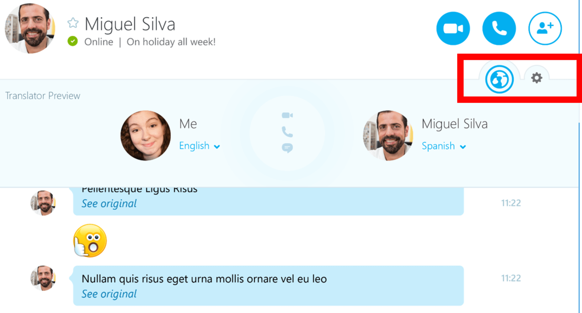 skype translator preview  for windows