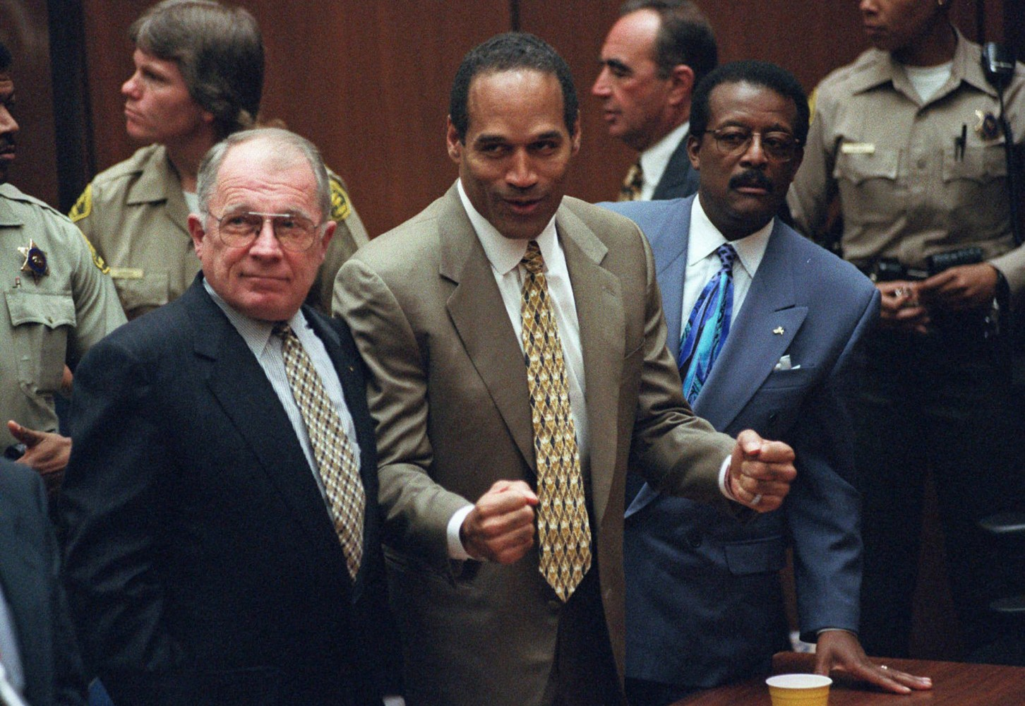 """an analysis of oj simpson double murder trial Simpson was acquitted of the double the lost confession"""" as part of a panel of experts who added commentary and analysis the oj simpson murder trial."""