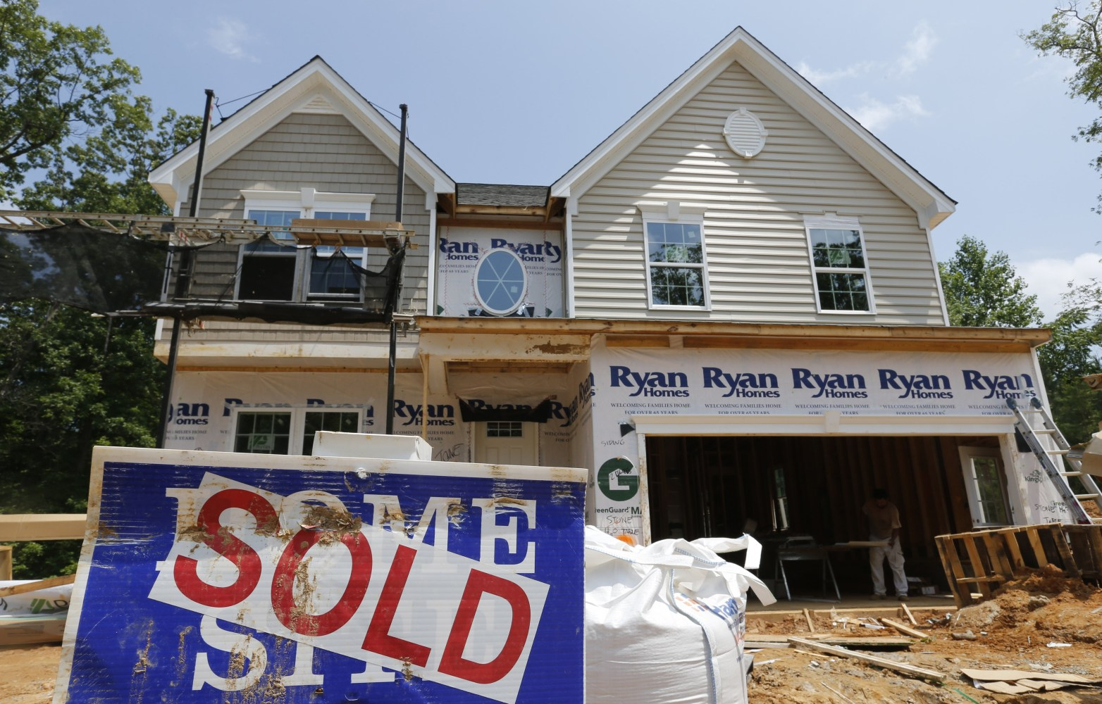 New mortgage rules by cfpb kick in today to ease for Mortgage for house under construction