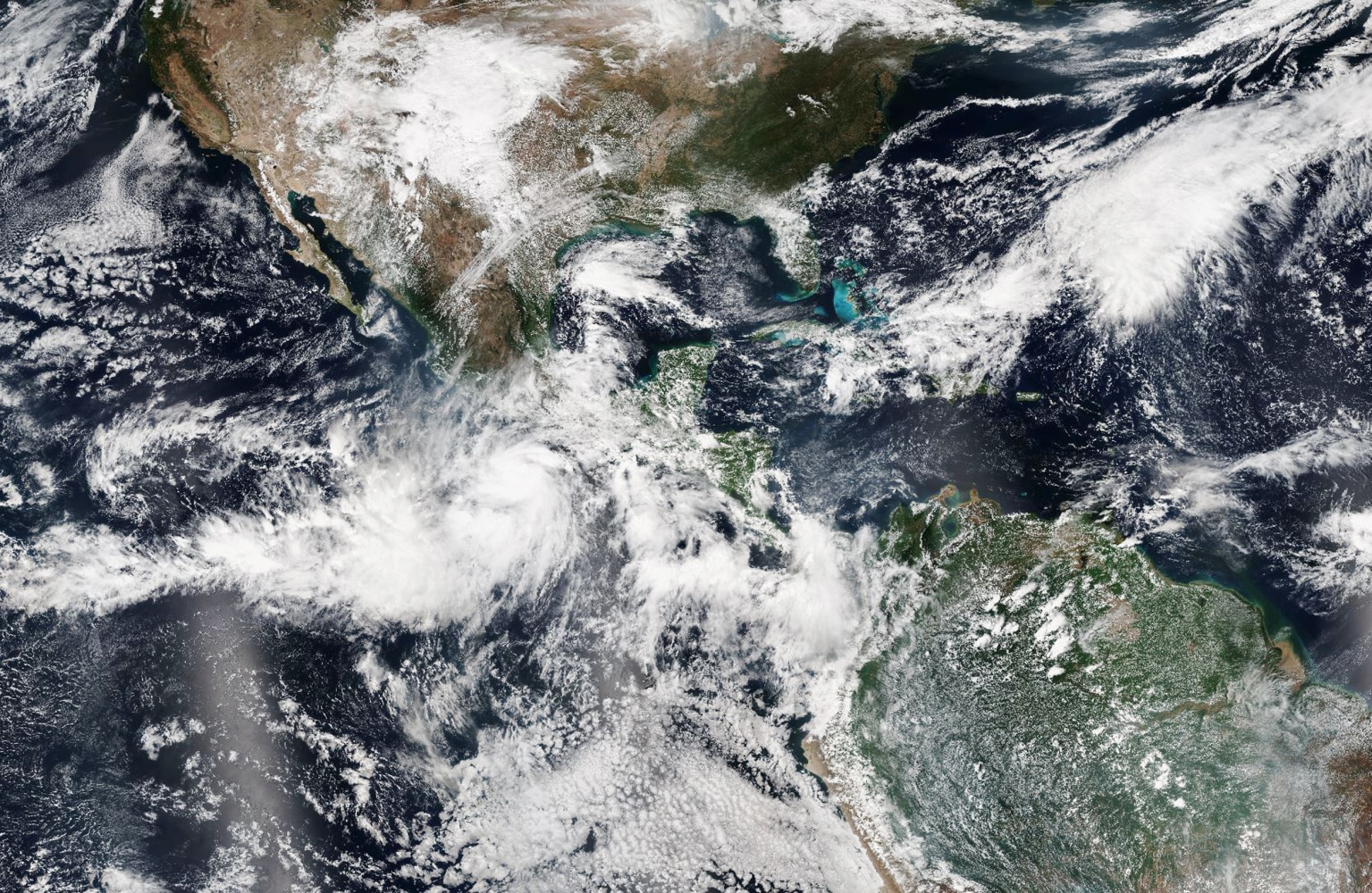"Hurricane Patricia strengthened into an ""extremely dangerous"" Categ..."