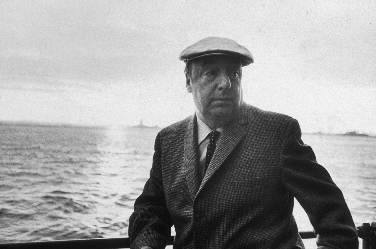 Pablo Neruda chile