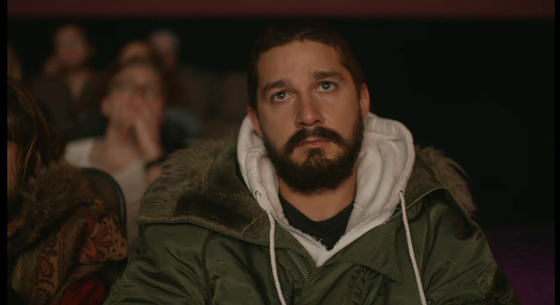 Shia LaBeouf Is Watching All His Movies at the Angelika Theater - NBC ...
