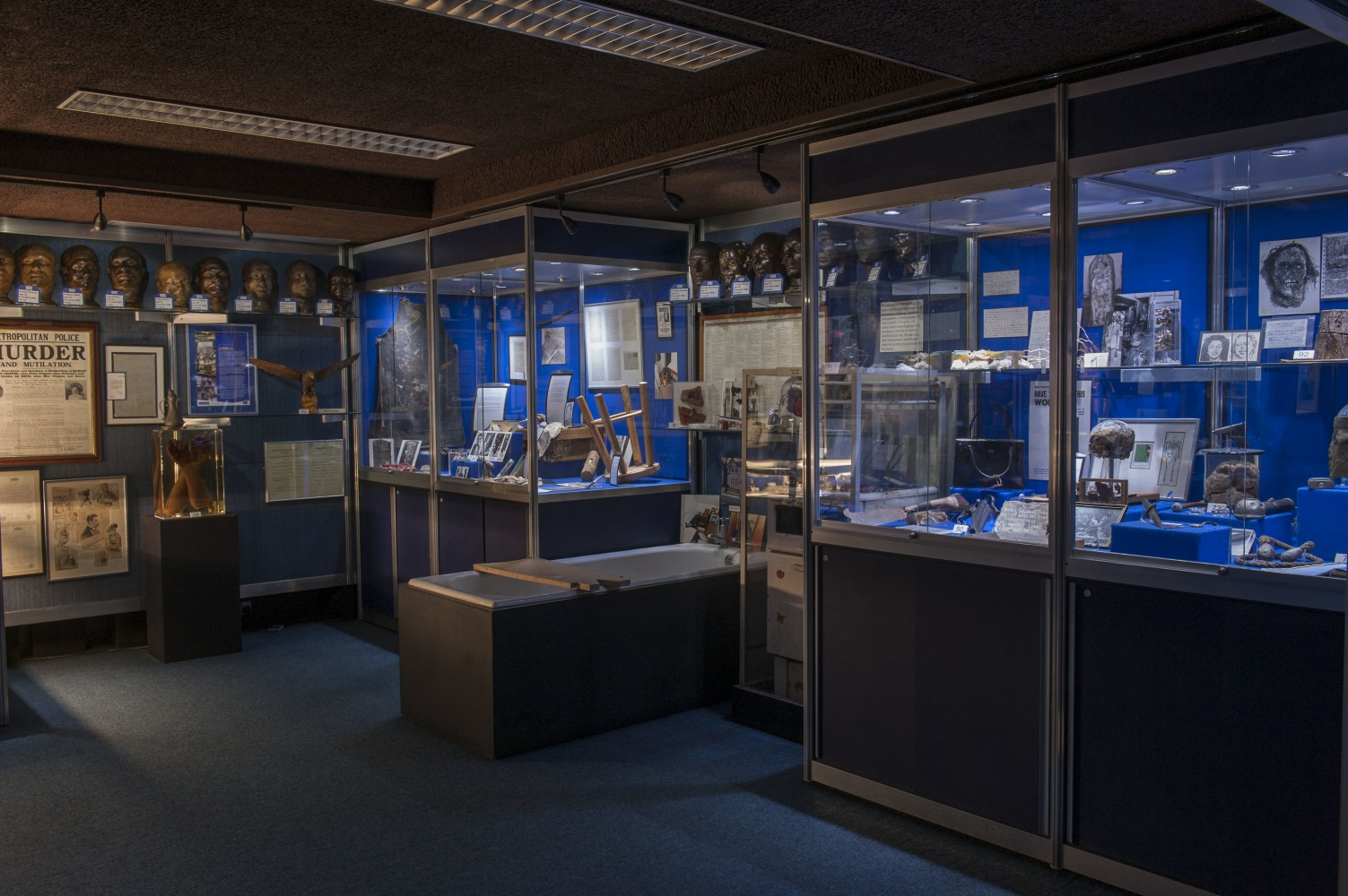 The Museums (in alphabetical order) City of London Police Museum A small but fascinating museum housed in the City of London Police Headquarters that chronicles the history of crime and policing in the City of London from the s (when the force was founded) to the present day.