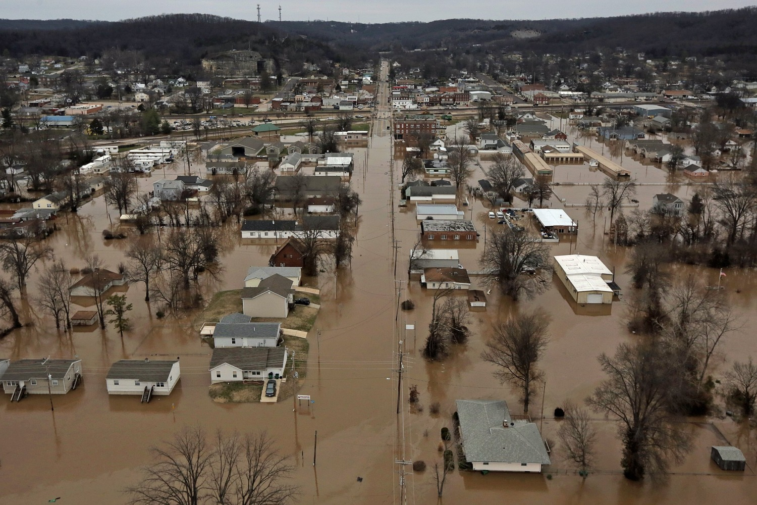 Missouri Governor Warns of 'Historic and Dangerous' Floods ...