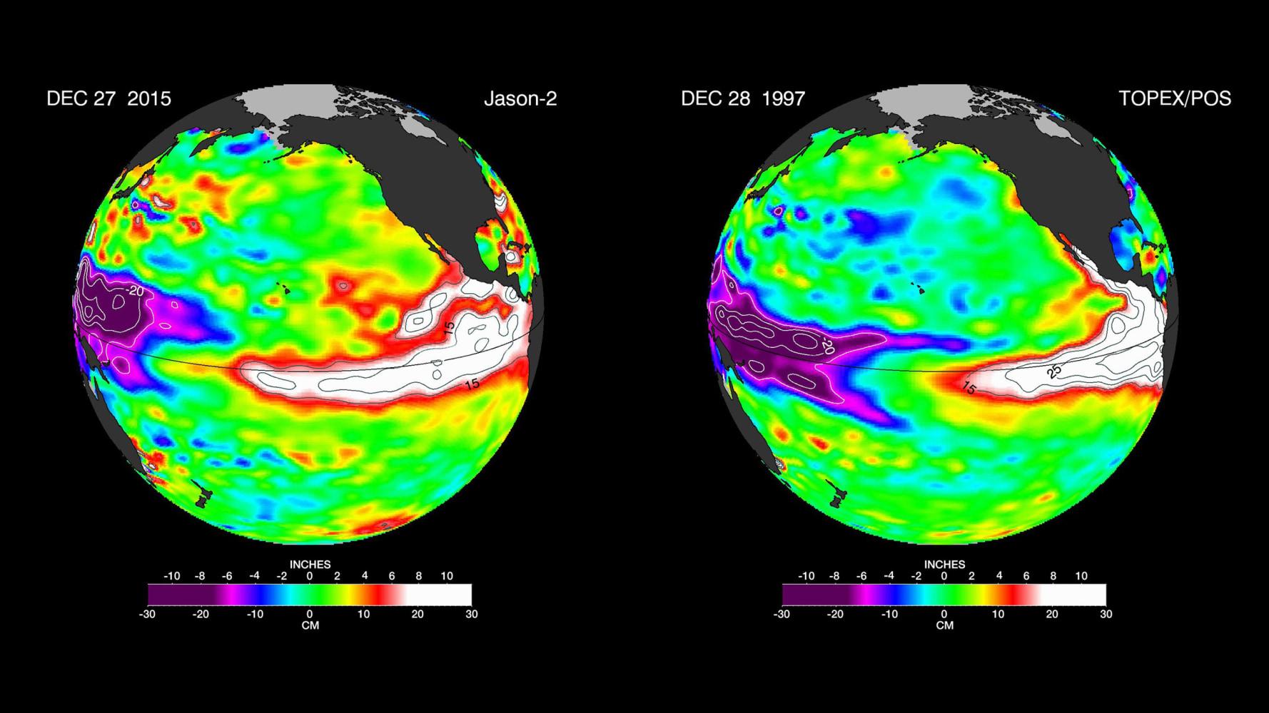 Sick of El Niño? You Ain't Seen Nothing Yet, Warns NASA