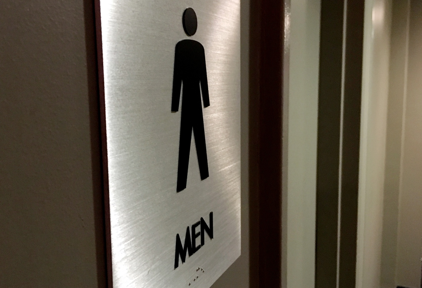 Bathroom Break For Work : Firm fined for requiring workers to clock out bathroom