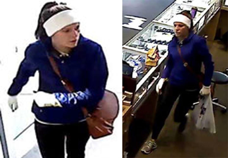 Bold Female Jewel Thief Has Stolen Millions In Stickups