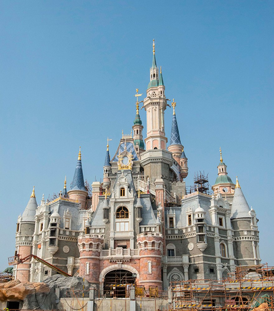 Disney To Open First Mainland China Resort In Shanghai In