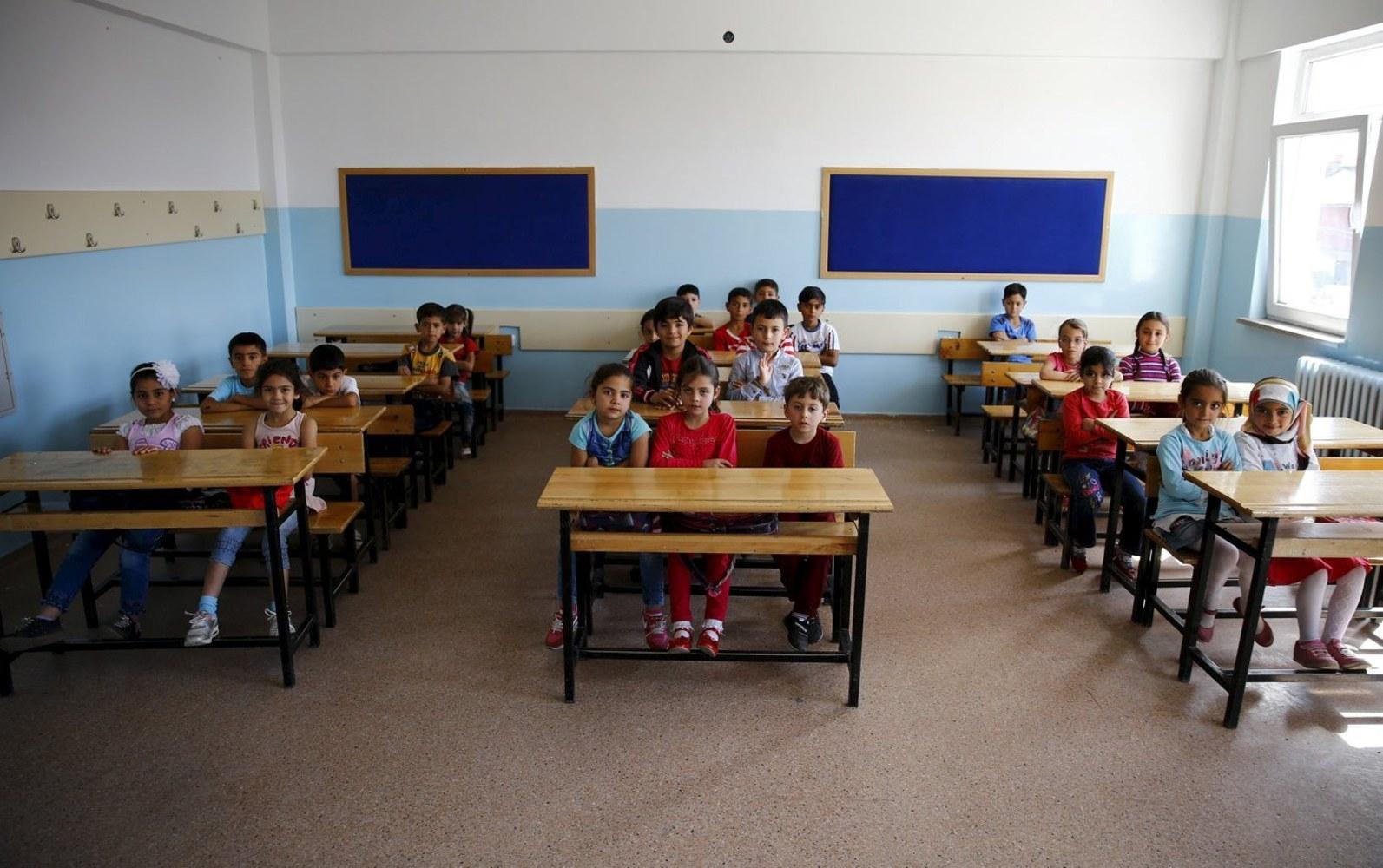 U.N. Appeals for $500 Million to Get 1 Million Syrian Children in School