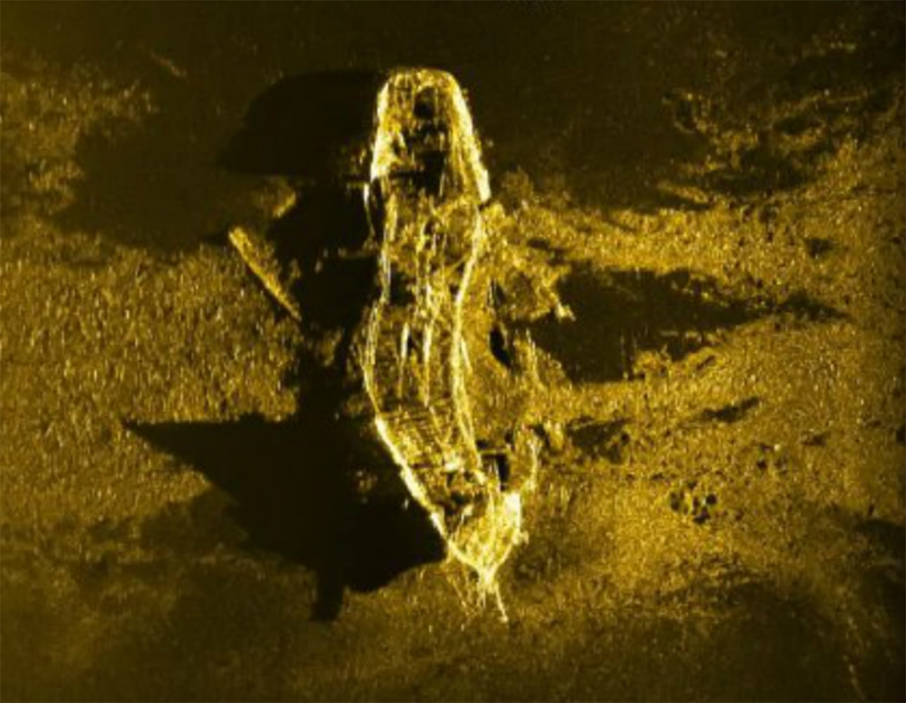 Malaysia Airlines Mh370 Search Finds Shipwreck On Seabed