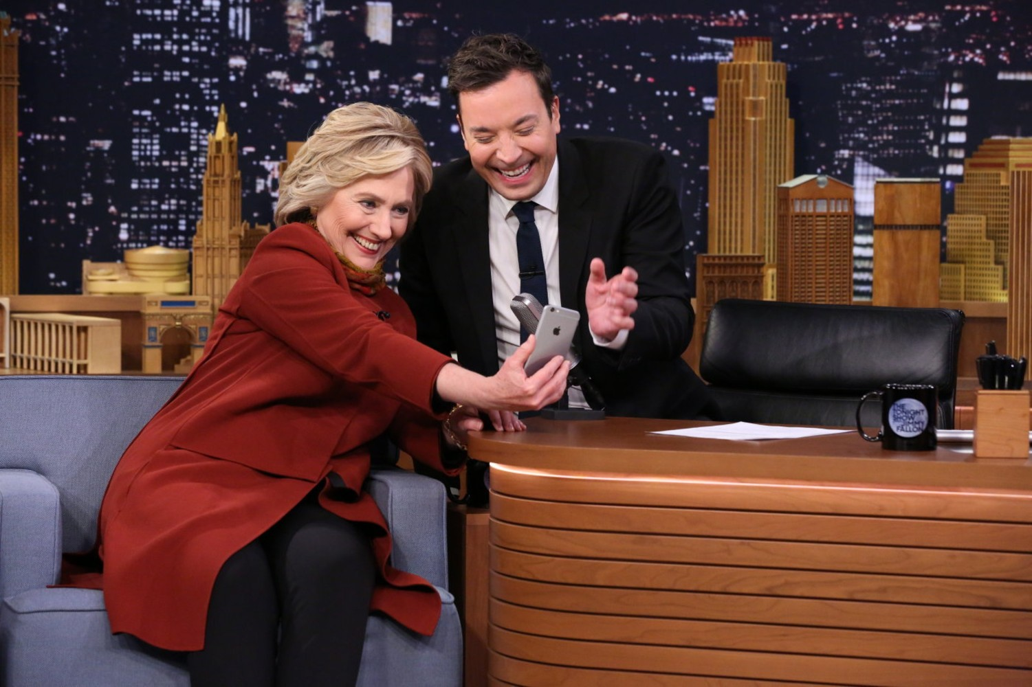 Late Night Roundup: A Job Interview For Hillary