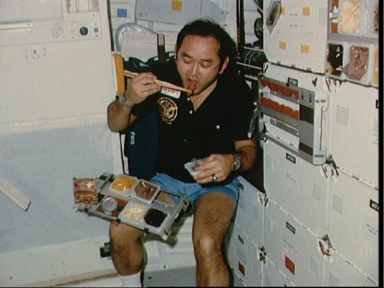 First Asian In Space 43