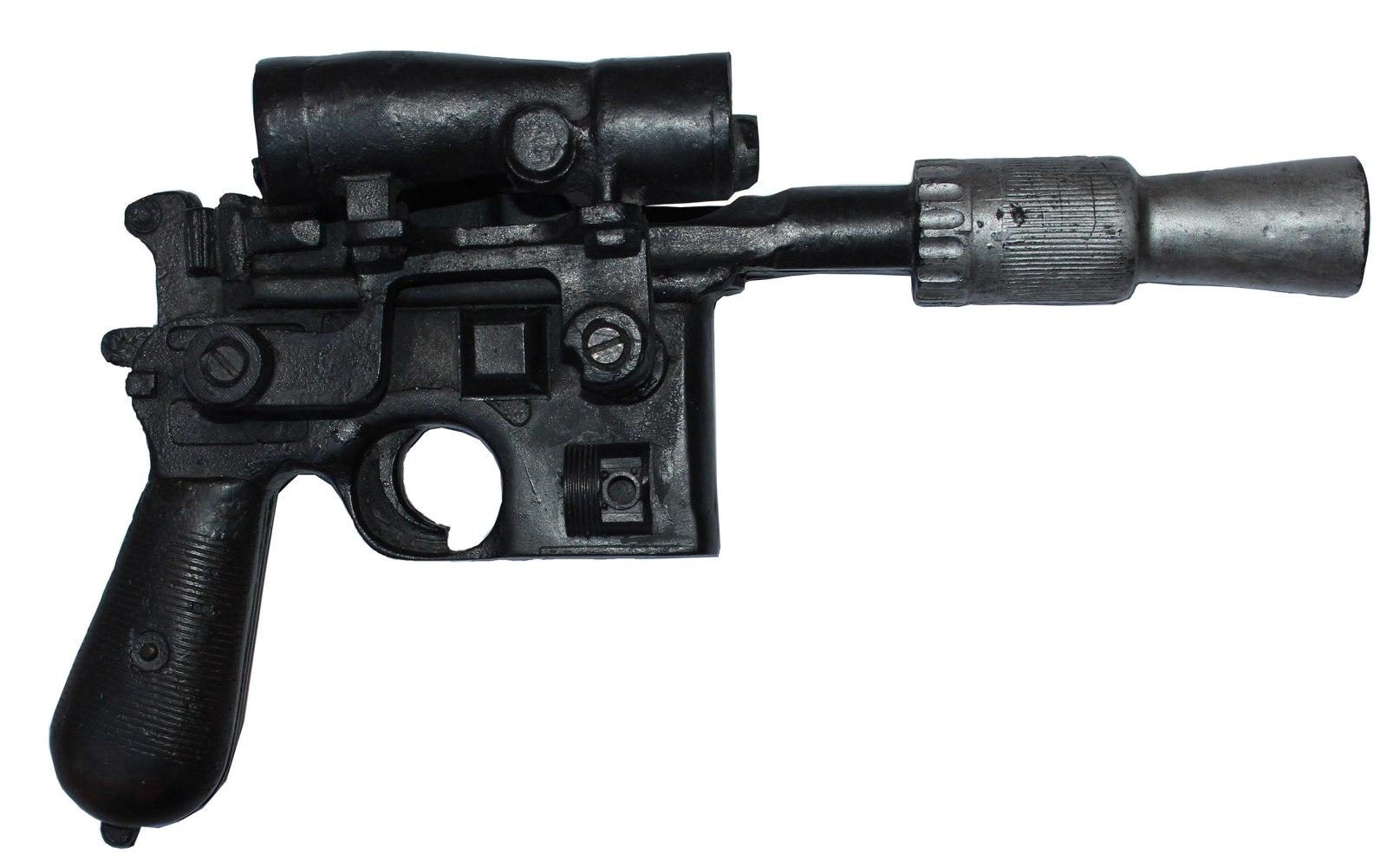 luke skywalker 39 s 39 star wars 39 blaster goes up for auction. Black Bedroom Furniture Sets. Home Design Ideas