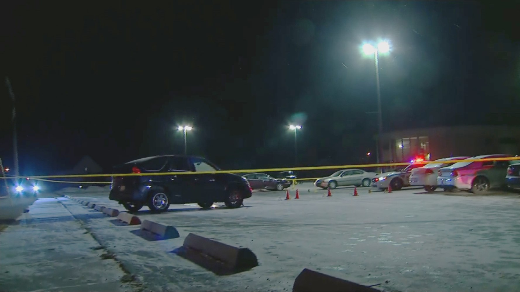 2 of 4 people shot outside Muskegon Heights High School were students