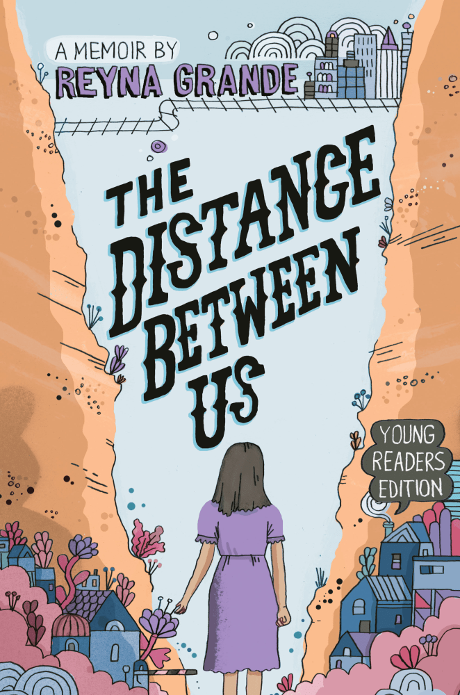 Image result for A distance between us young reader