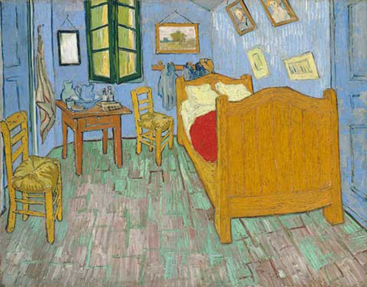 Image Van Goghs Bedrooms