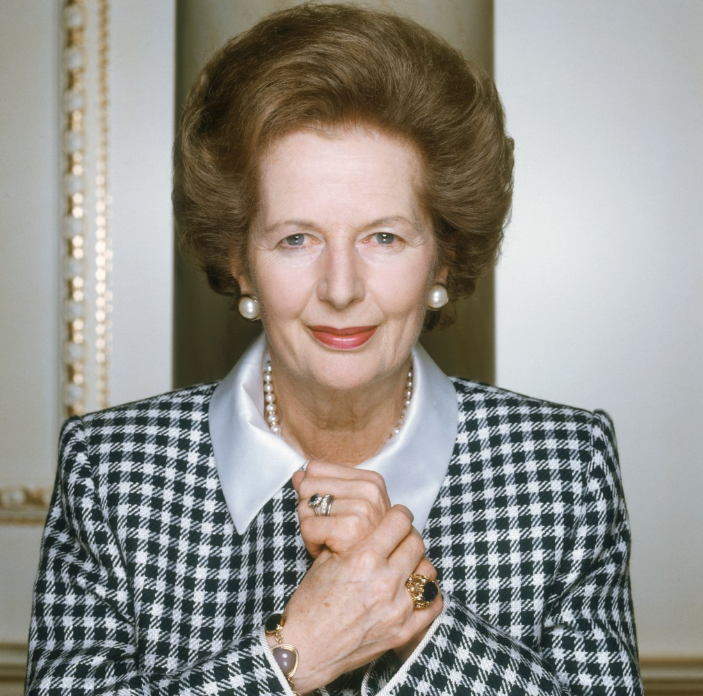 Margaret Thatcher Deserves 250-Foot Tall Statue, Backers ...