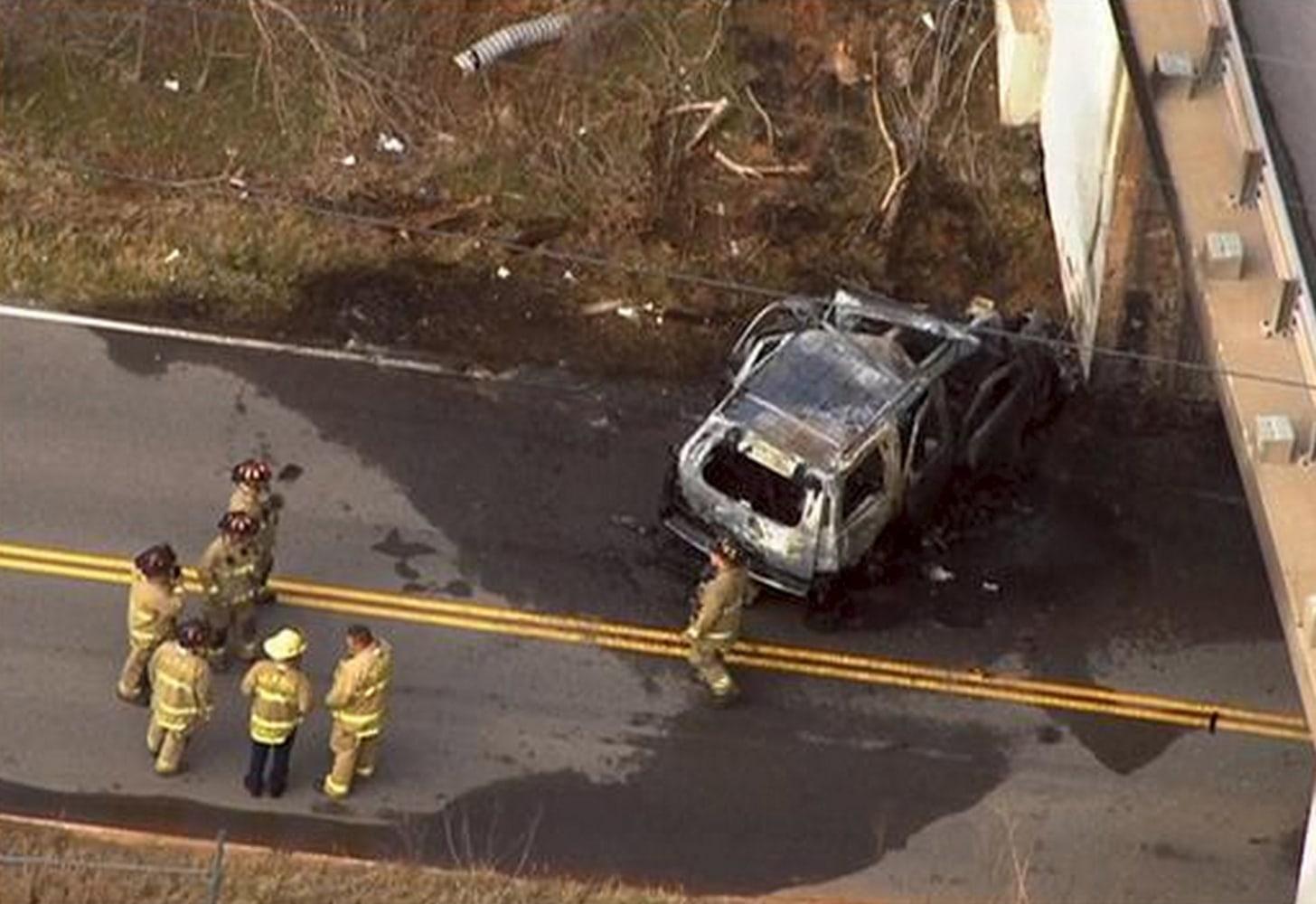 Oklahoma Car Crash Death