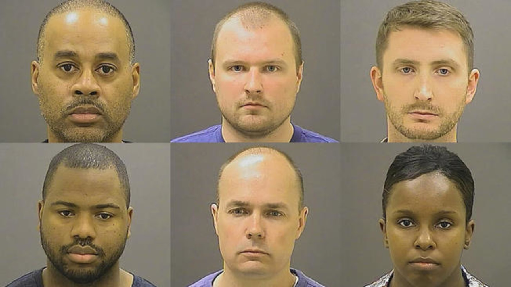 Police Officers In Freddie Gray Case Reportedly Face Disciplinary Action