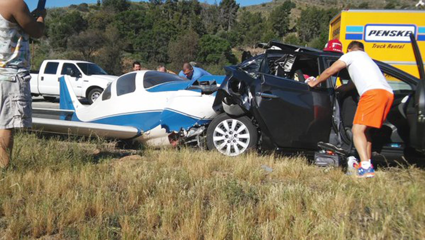 Car Crashes Today San Diego