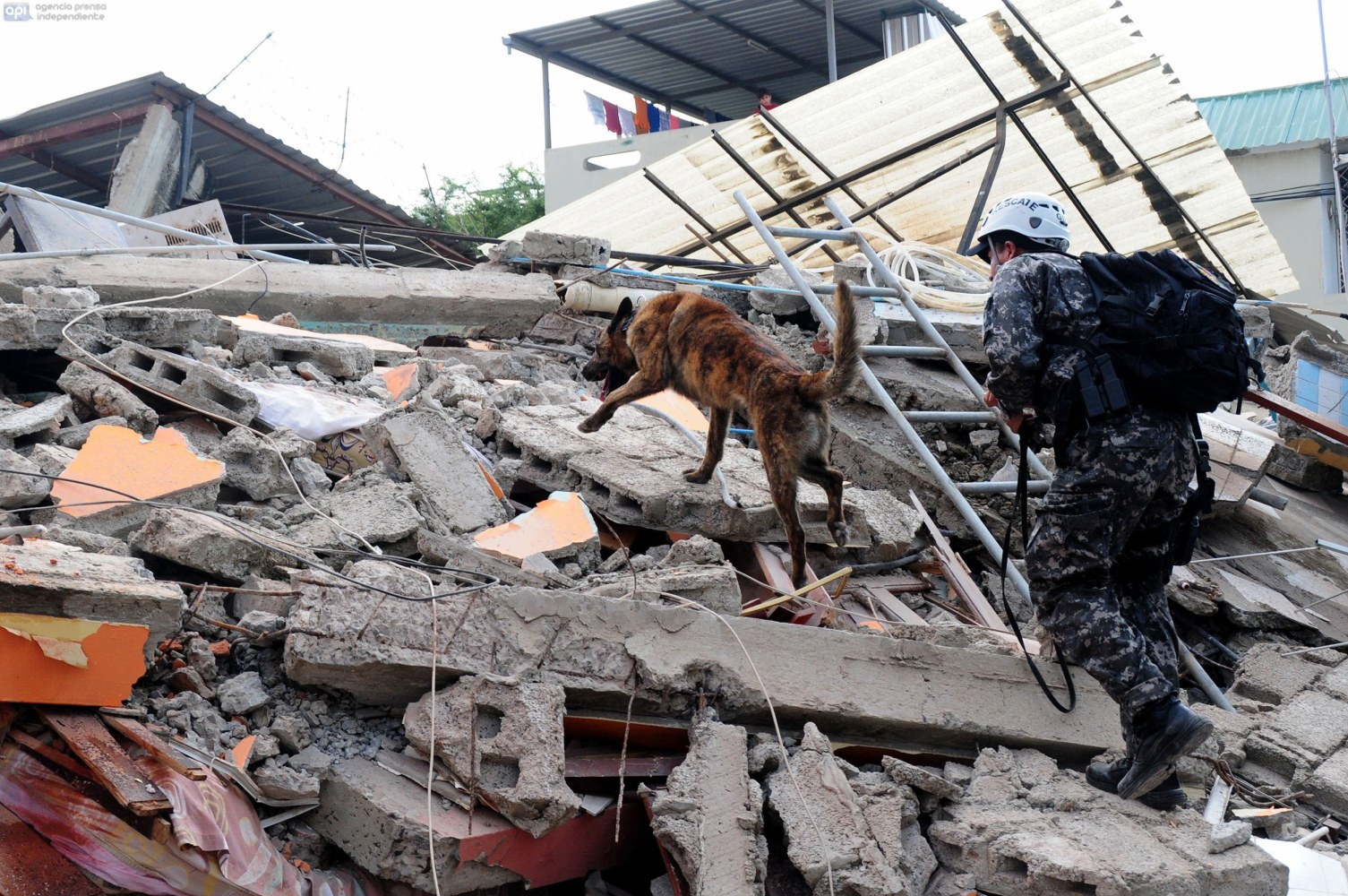 Ecuador Earthquake Death Toll Rises to 413, One American Dead - NBC ...