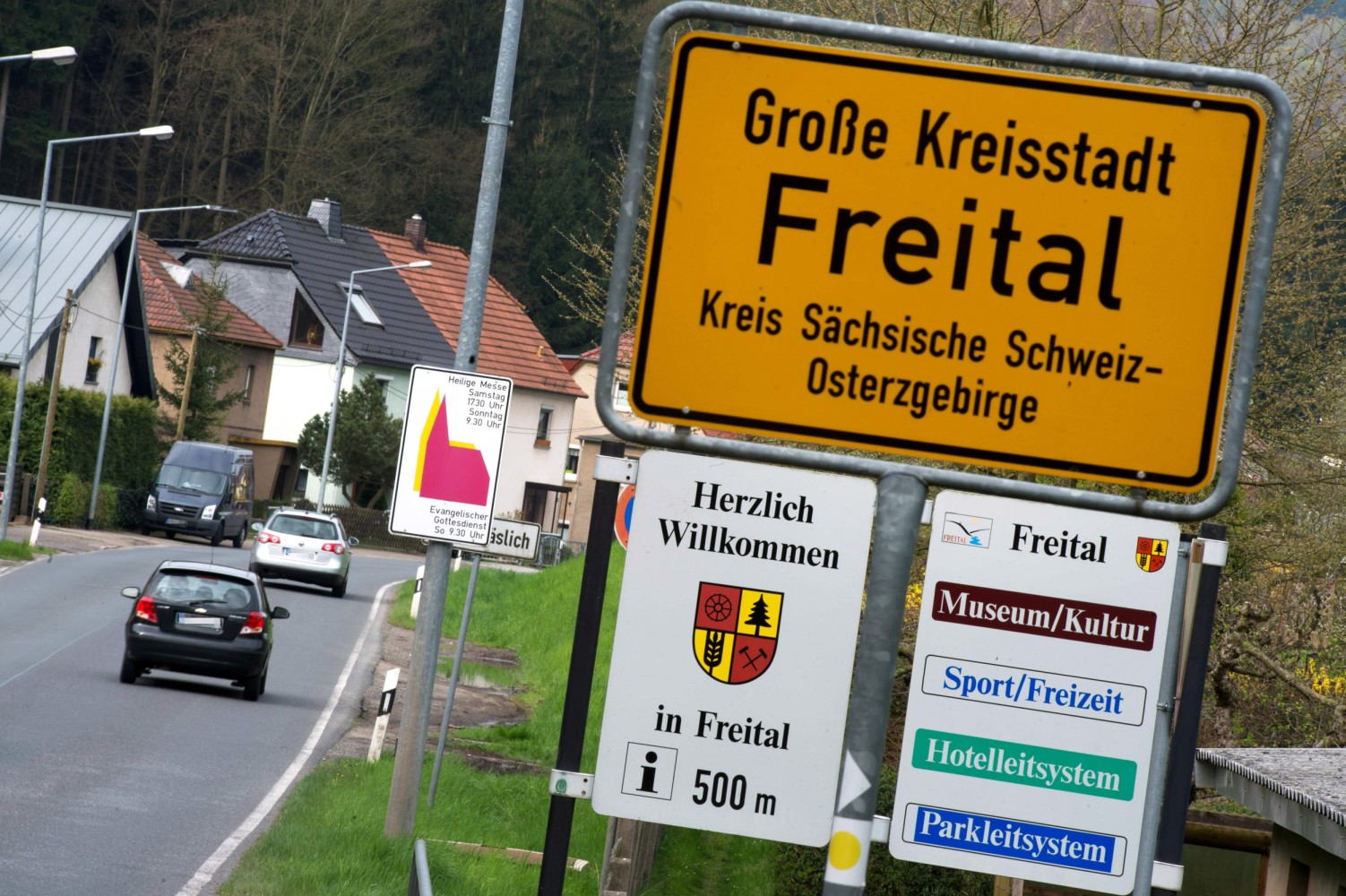 Single freital