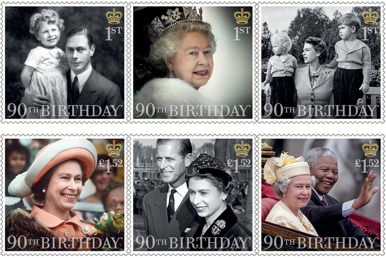 Queen Elizabeth II '...