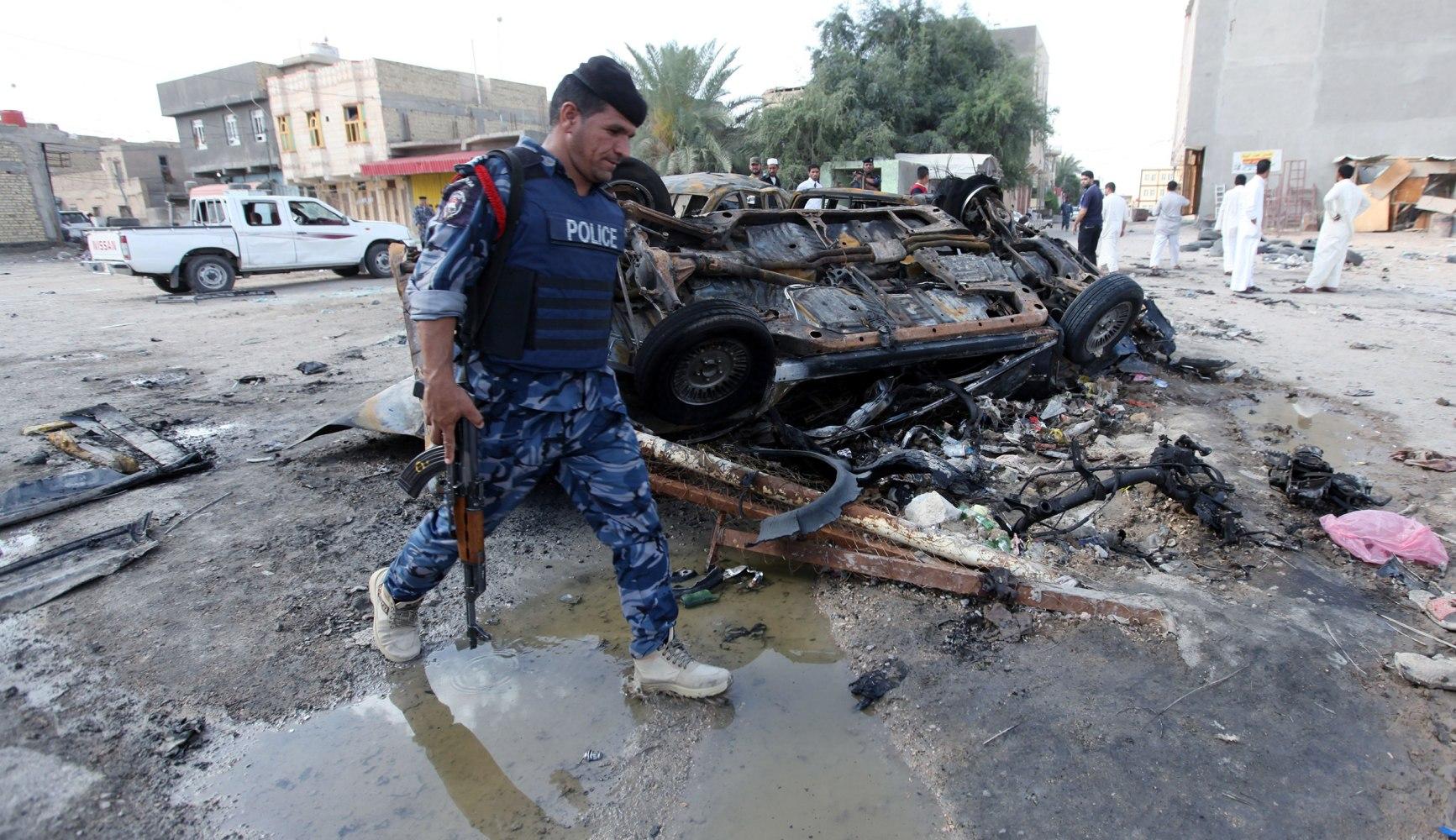 ISIS Attacks Kill 32 in Southern Iraq; Bombing in Turkey ...