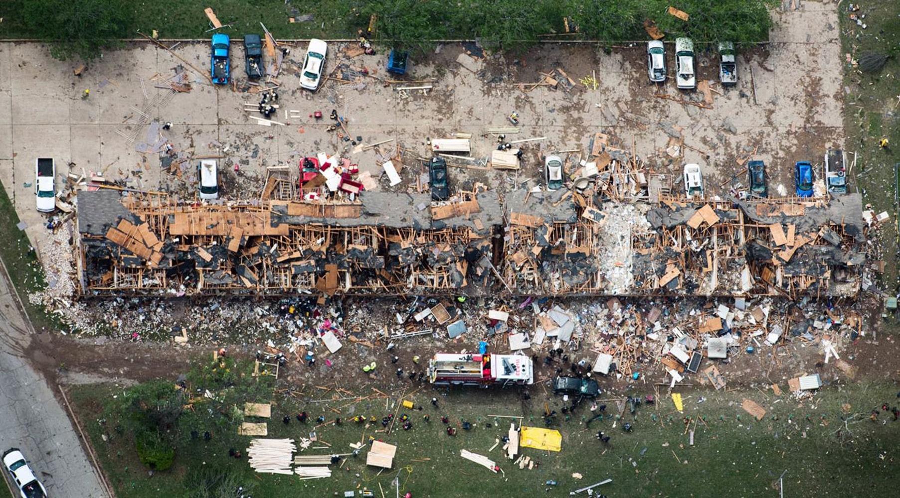 West Texas Fertilizer Blast 39 Criminal Act 39 Ruling Deepens