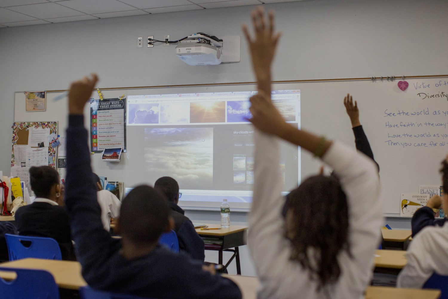 public schools segregation Clemon won a huge victory against school segregation in jefferson county in 1971,  new york state has the most segregated public schools in the nation.