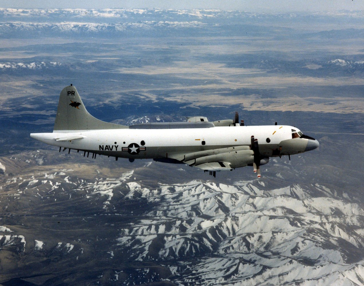chinese intercept u s military spy plane over south china sea