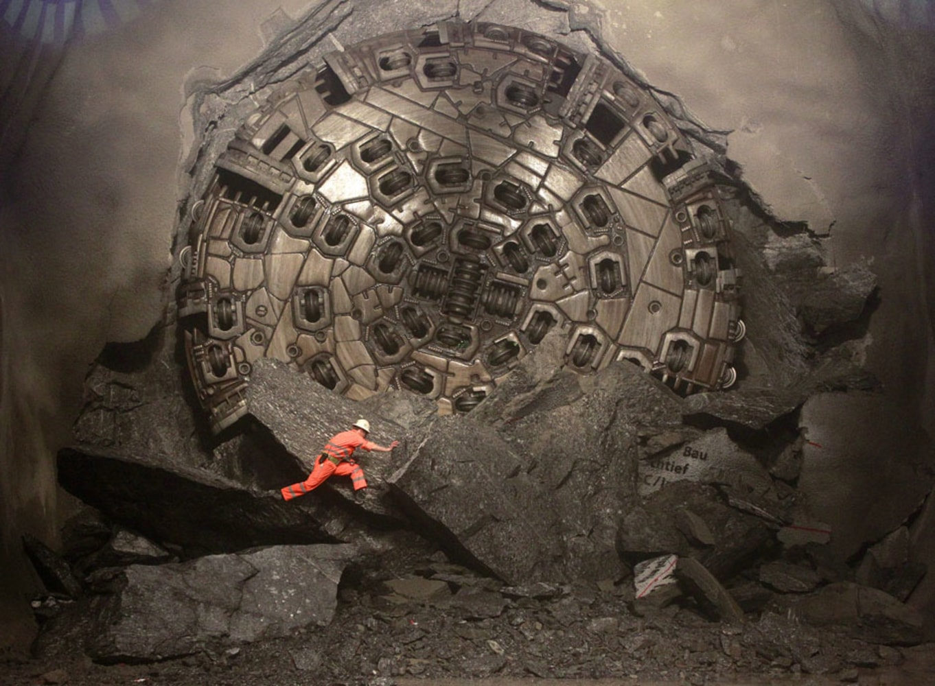 Switzerland's Gotthard Train Tunnel Will Be World's