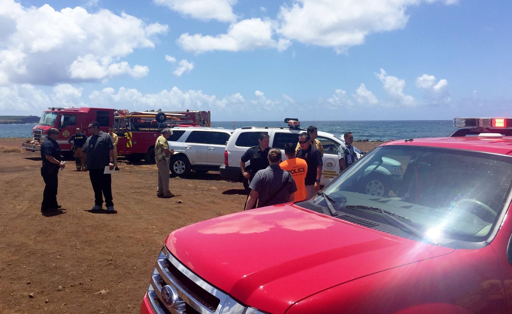Skydiving plane crashes in hawaii killing five nbc news for Department of motor vehicles kauai