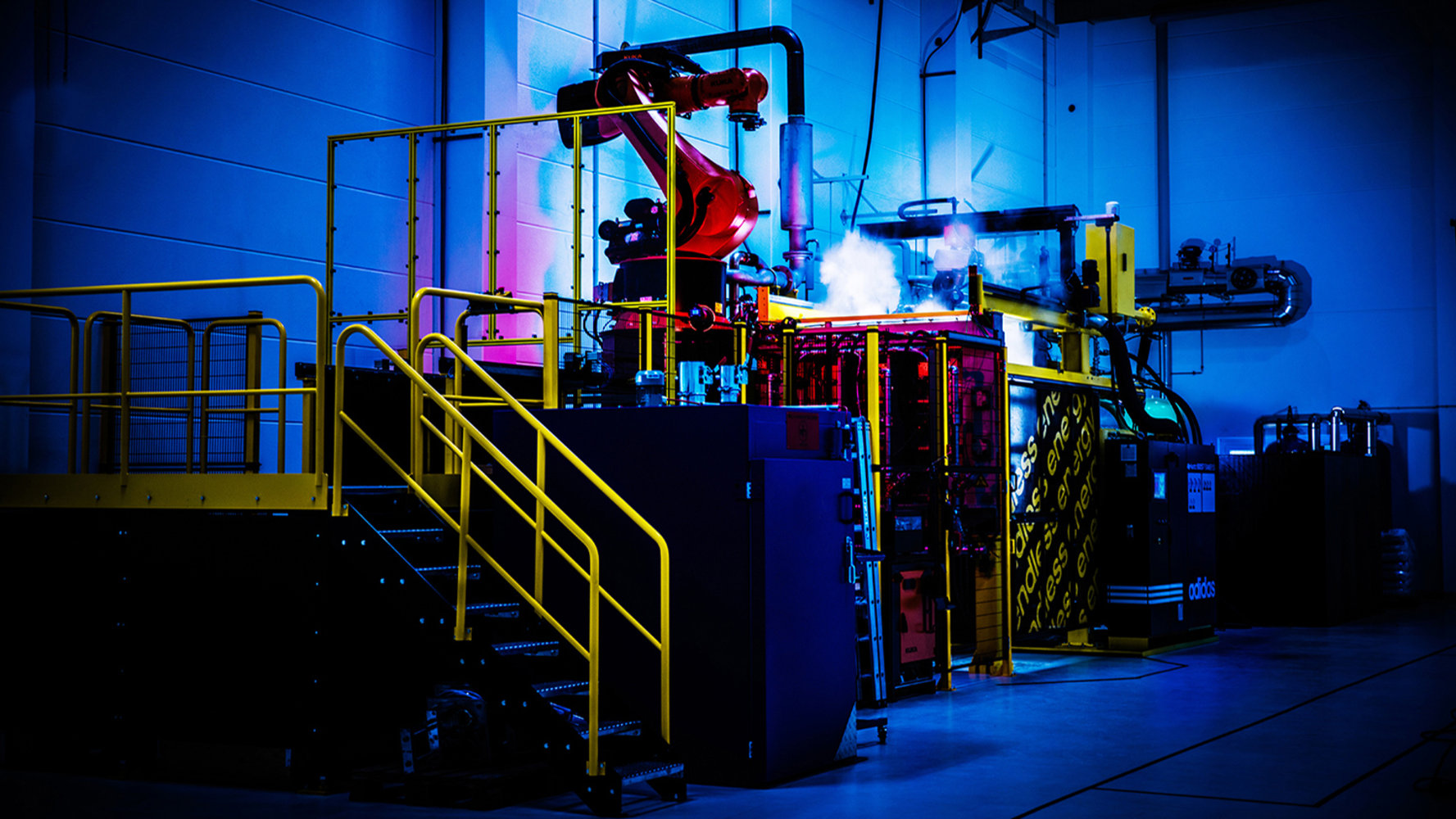 adidas shifts production but robots get the jobs nbc news