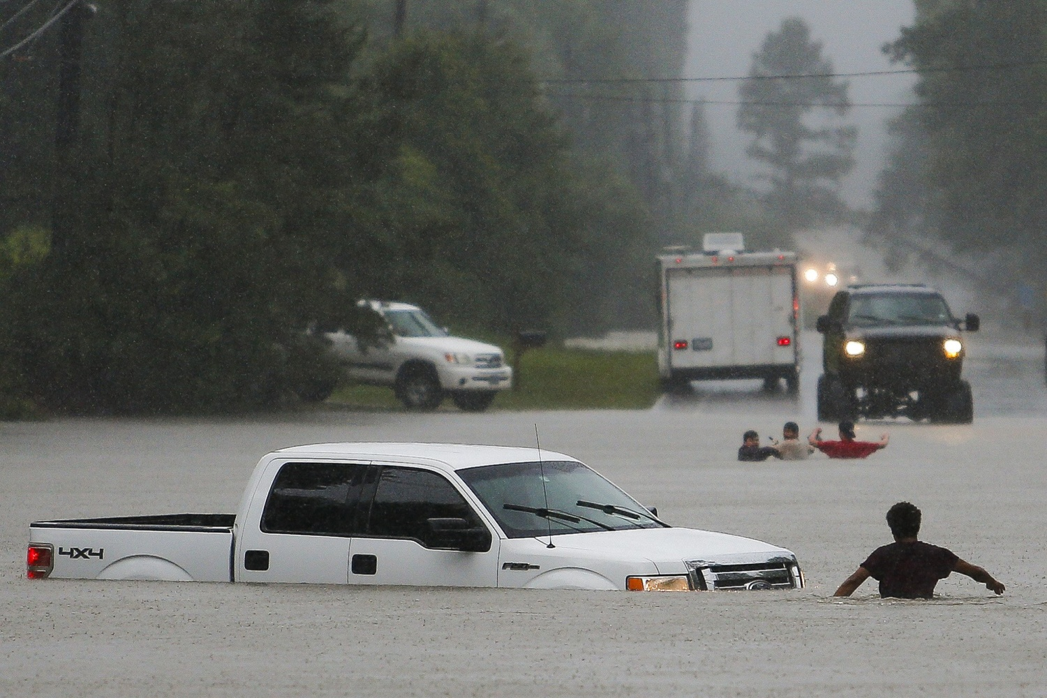 Flood-Hit Texas and Plains Set for Winds, Hail and ...