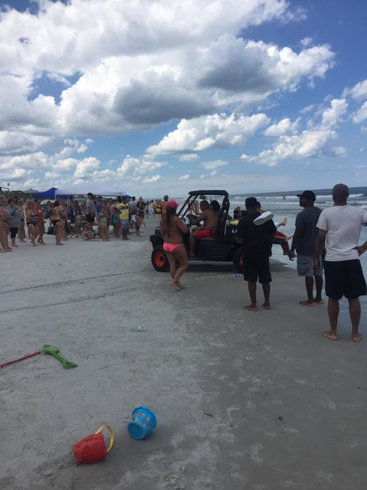 Shark Attacks Teen In Neptune Beach Florida