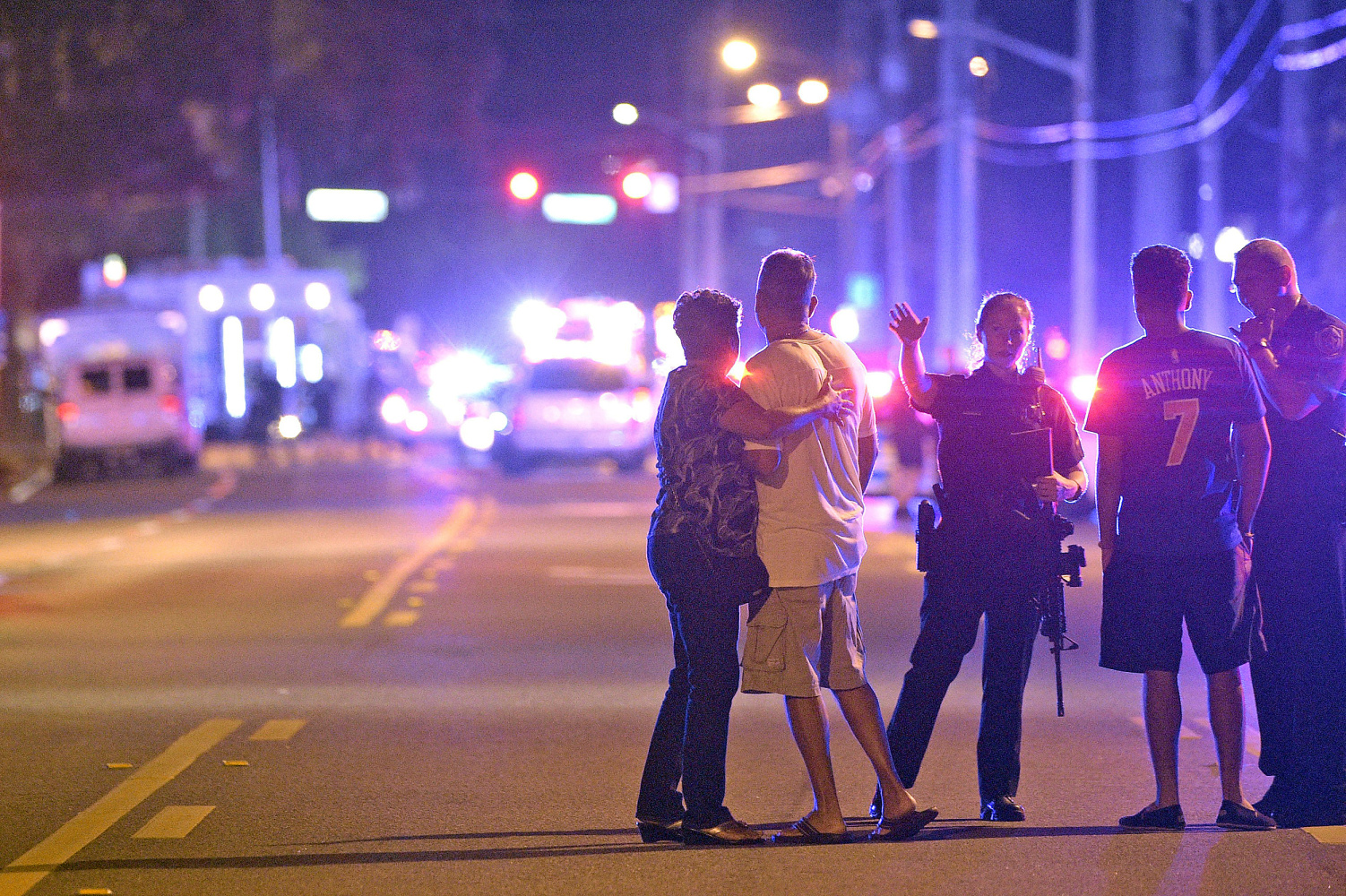 Orlando Nightclub Shooting: Mass Casualties After Gunman Opens Fire in Gay Club