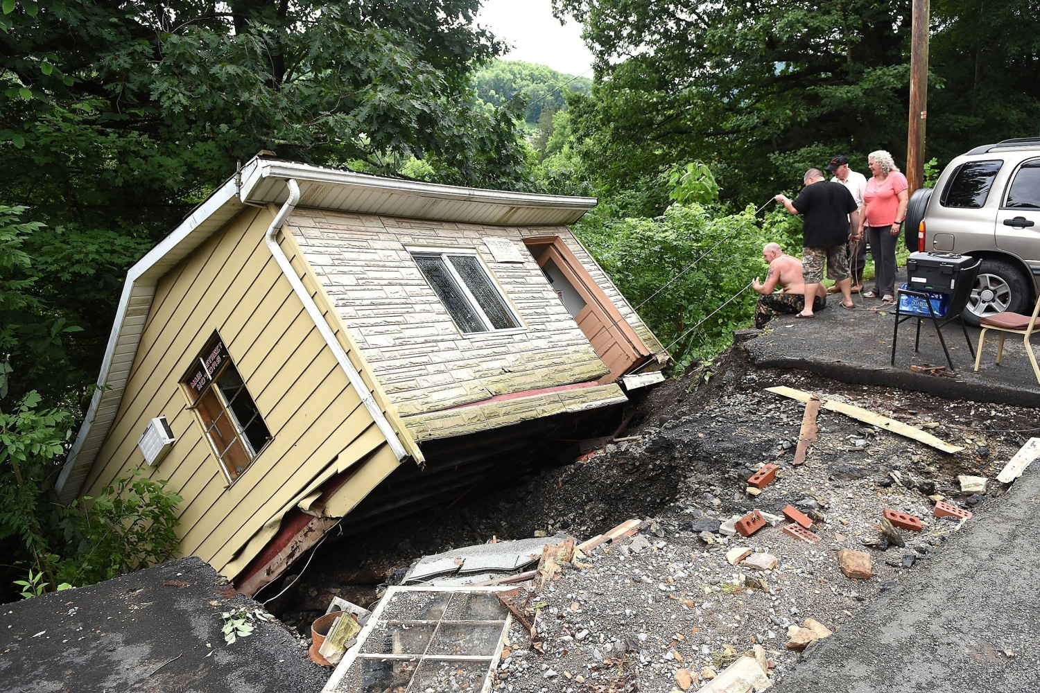 West Virginia Flooding: At Least 24 Dead as Federal Disaster Declared ...