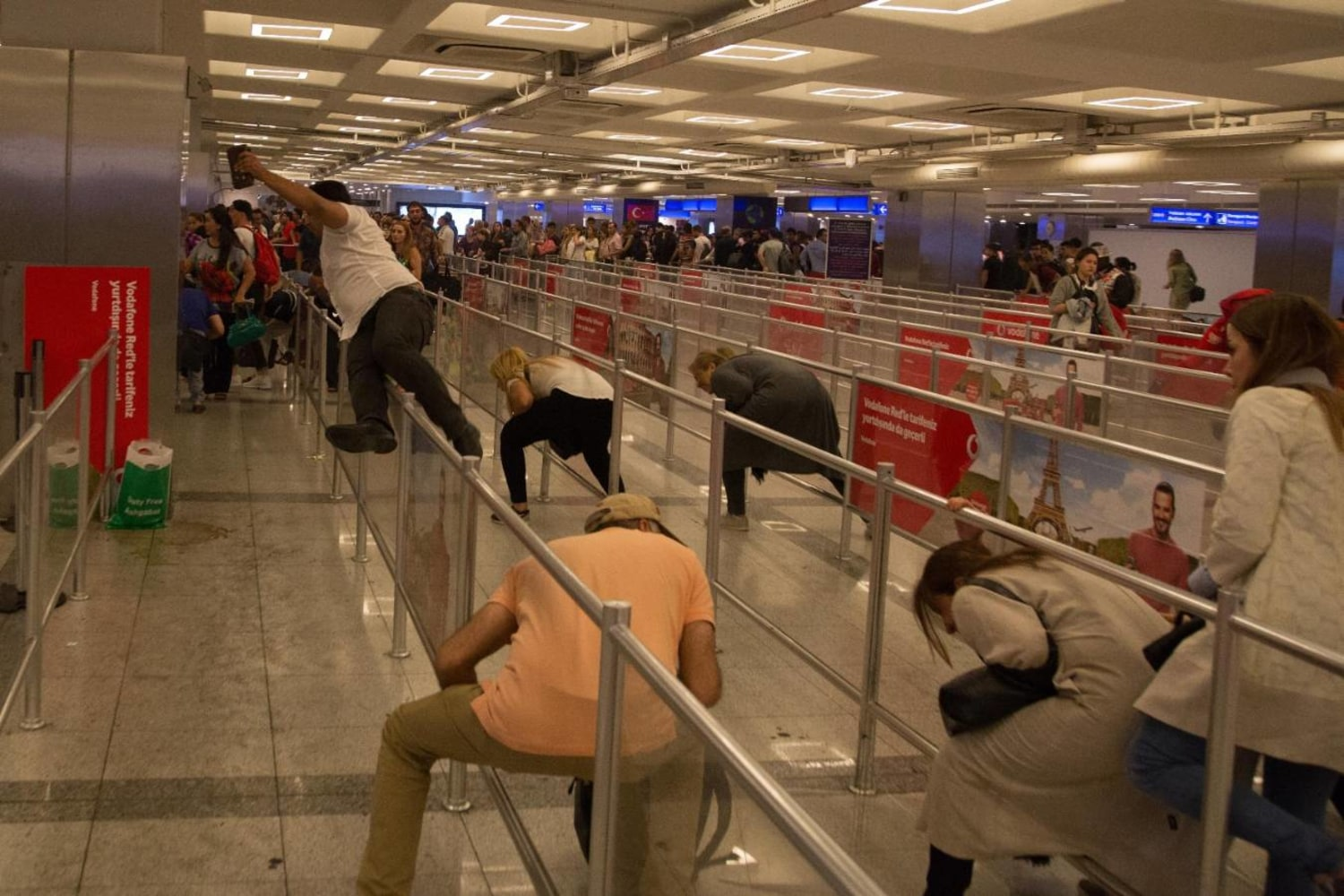 Thousands stranded in Istanbul airports as more flights cancelled ...