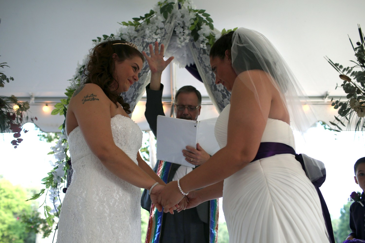 congress ruling on same sex marriage in Lexington