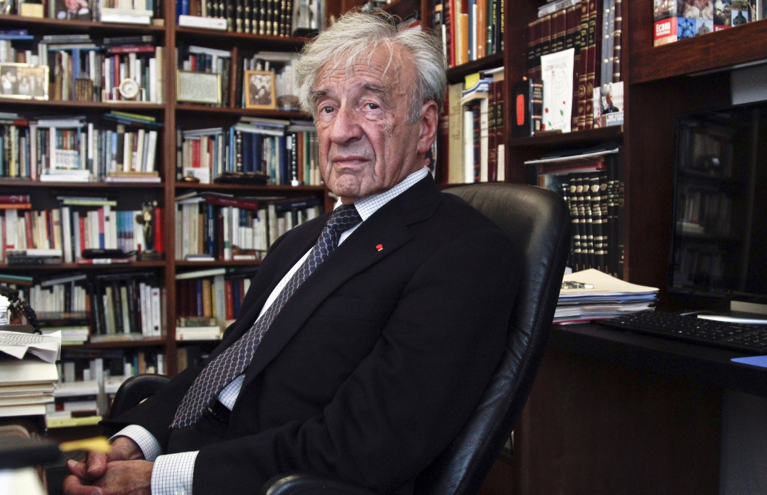 Elie Wiesel, Nobel Laureate, Holocaust Survivor and 'Night' Author ...