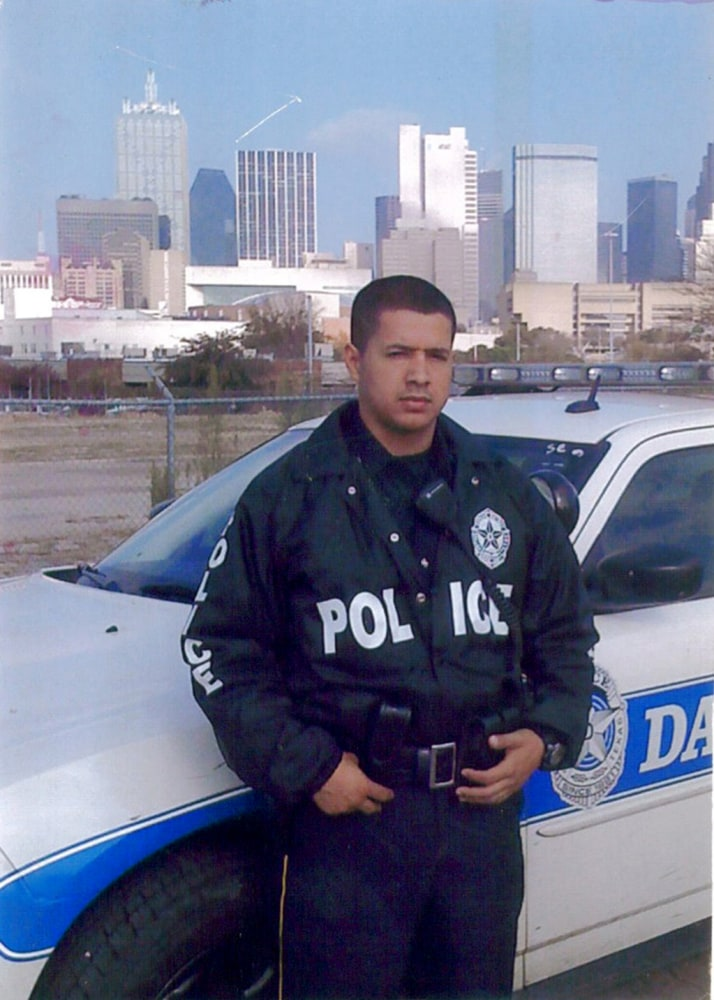 Dating a dallas police officer
