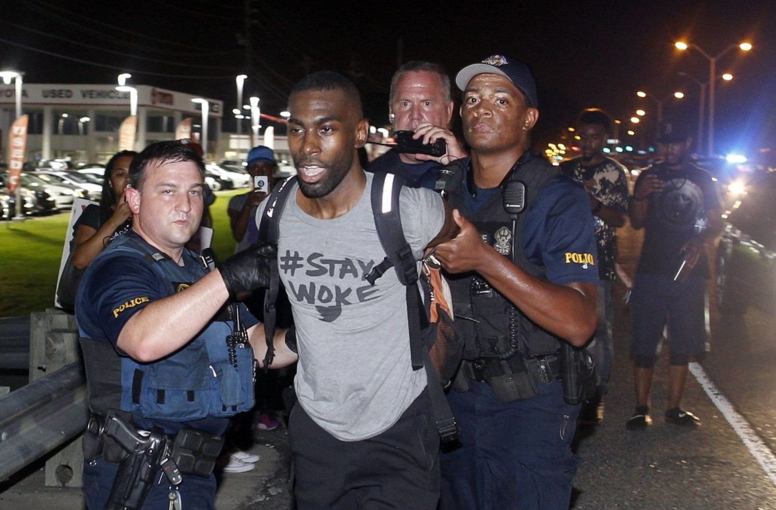 Image result for DeRay arrested