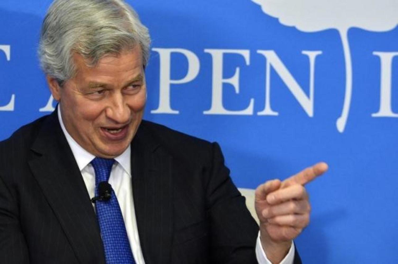 JPMorgan Chase CEO says bank it will raise minimum pay