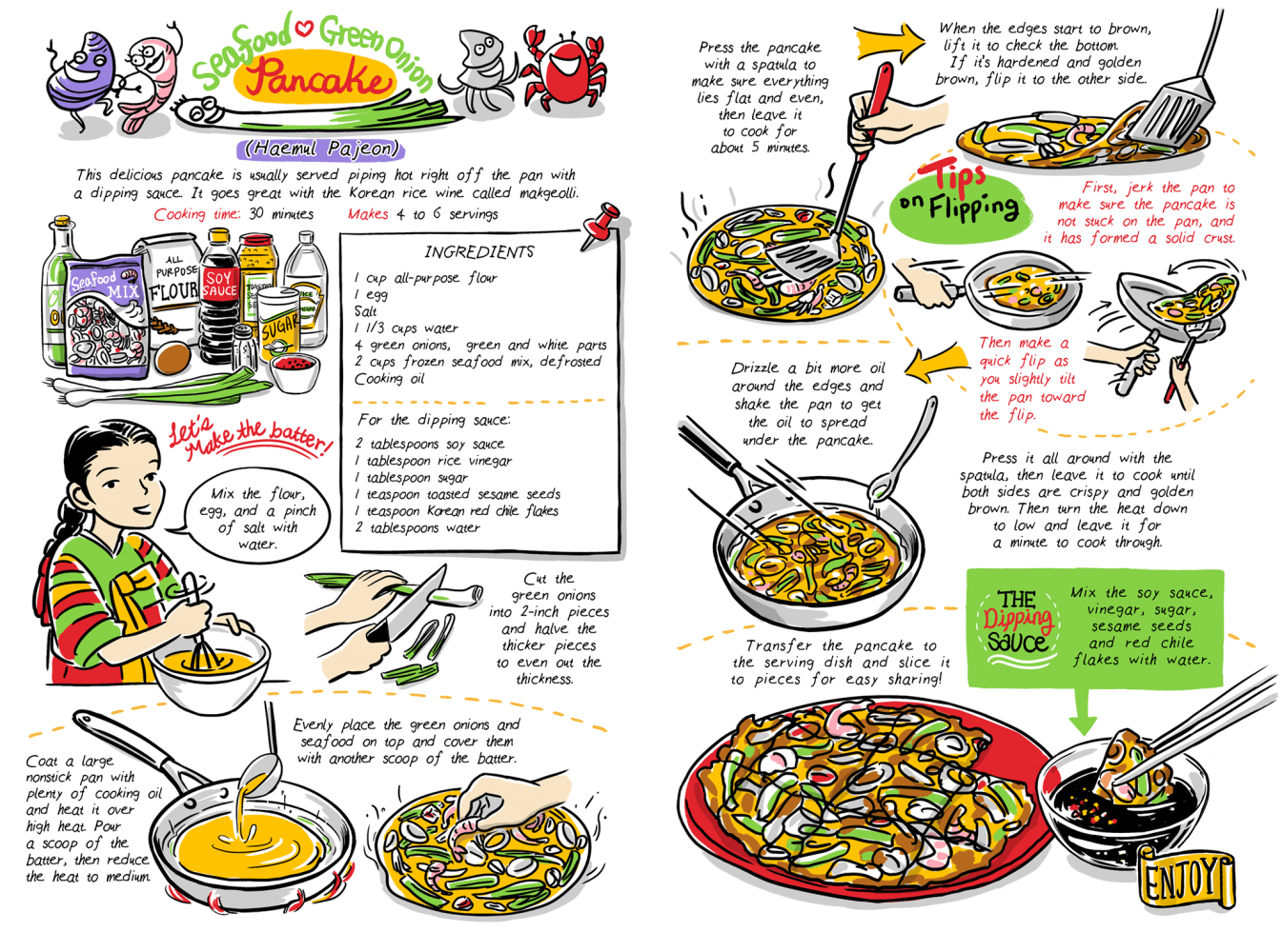 Robin ha is the comic book superhero of korean cuisine for Asian cuisine books