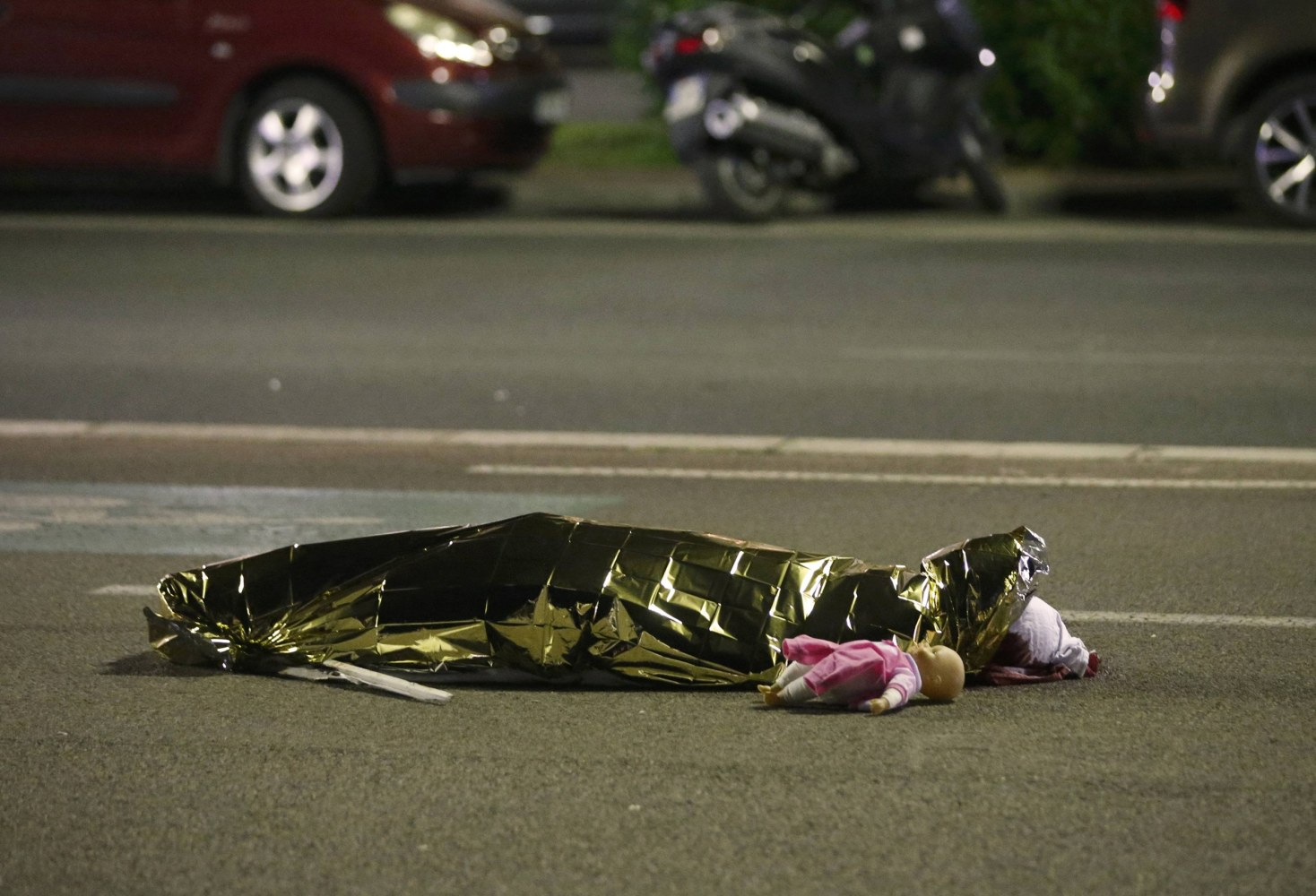 2 more arrested in Nice, France, truck attack