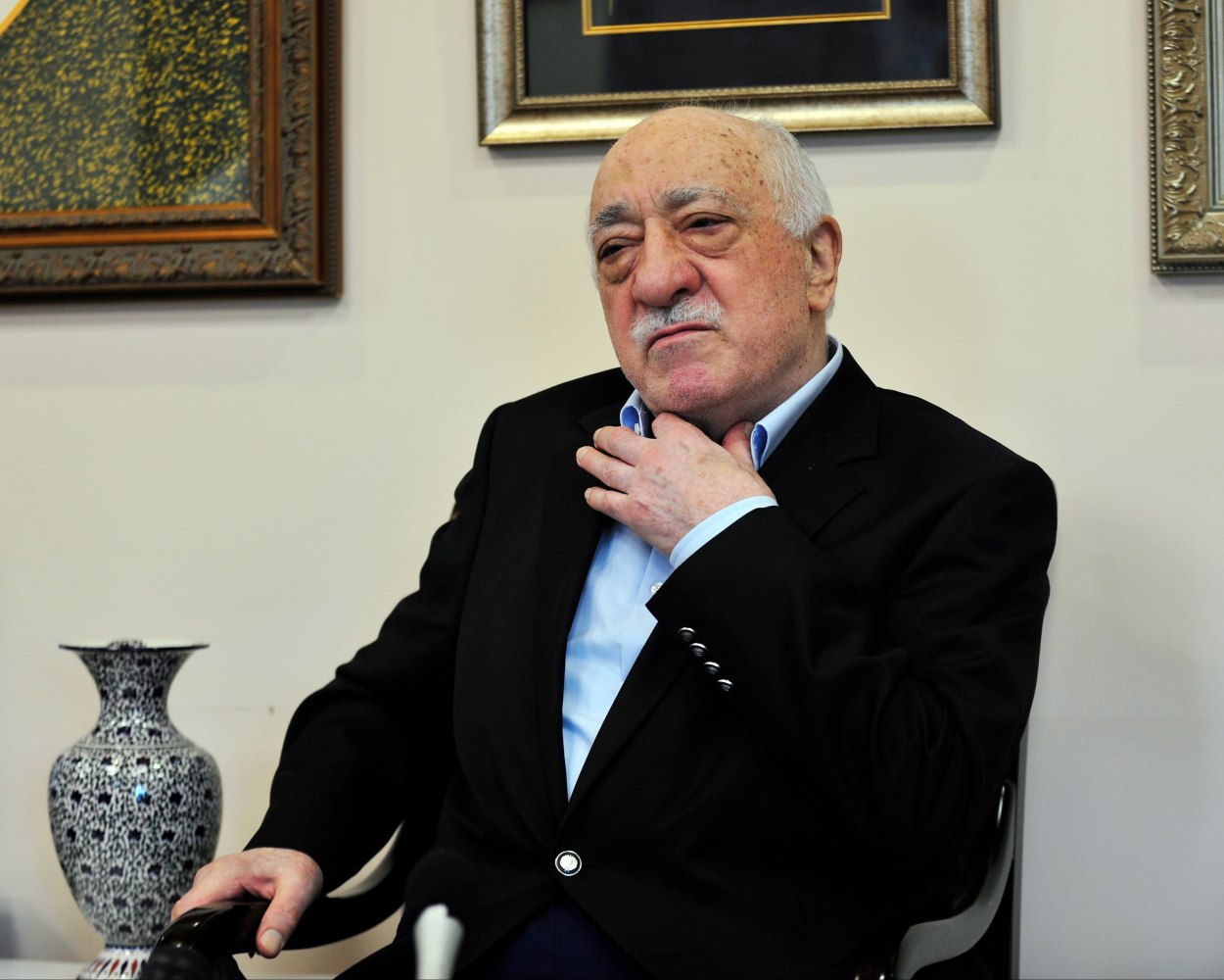 US, Turkey at an impasse over extraditing Muslim cleric