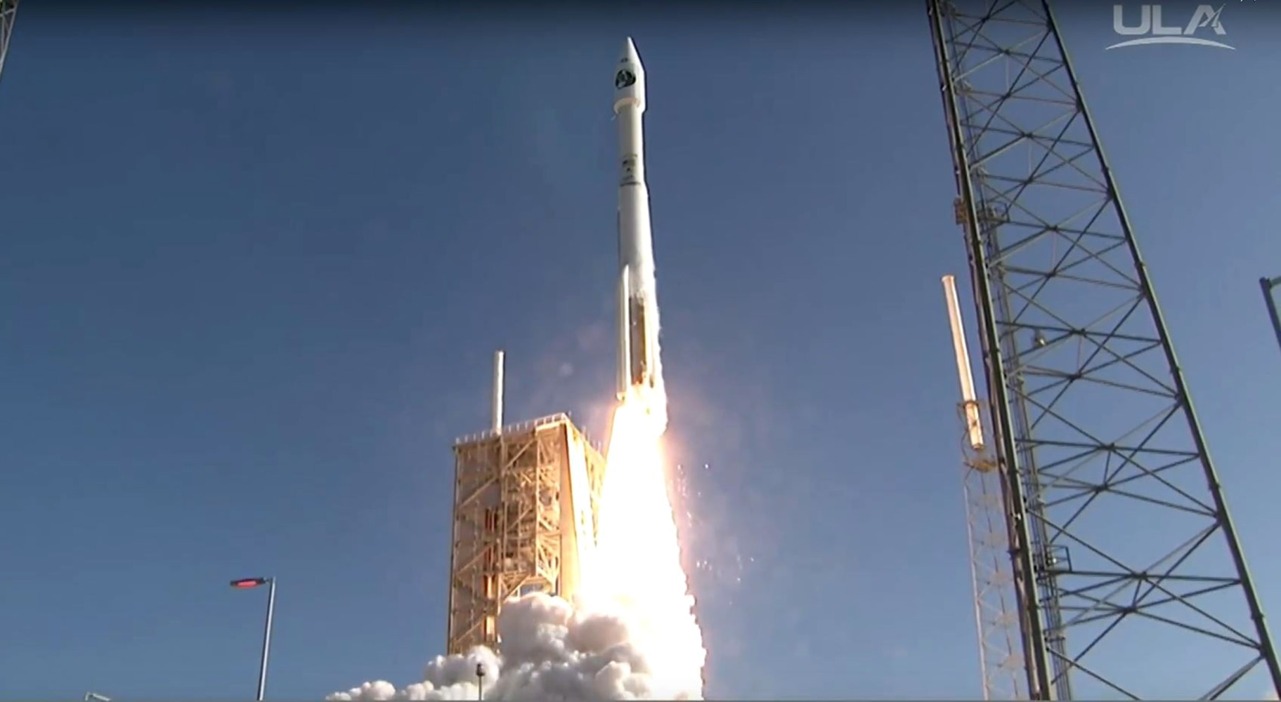 ULA Successfully Launches NROL-61 Payload for the NRO